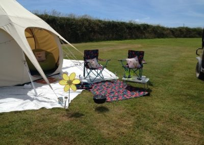 Ready-Made Bell Tents