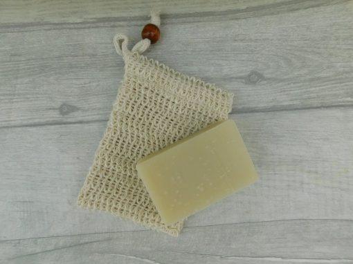 Soap Scrubbie saver bag