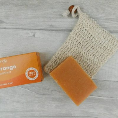 Orange & Grapefuit Soap