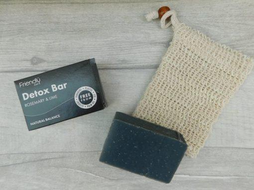 Rosemary & Lime Detox Soap